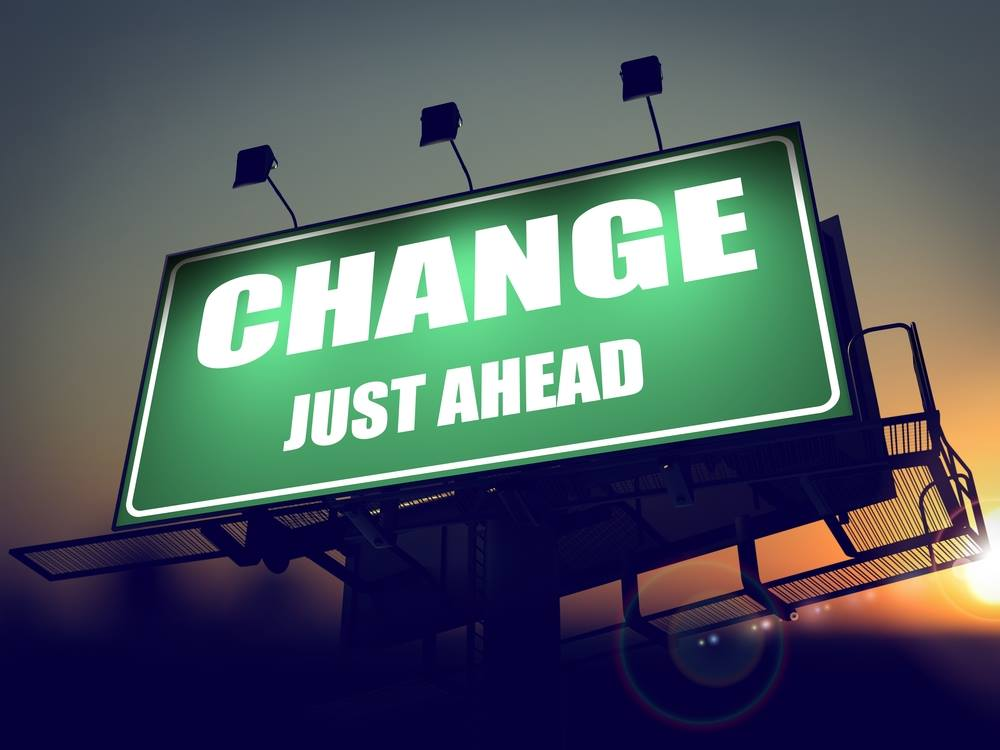 Are you in the habit of preparing for change without action?