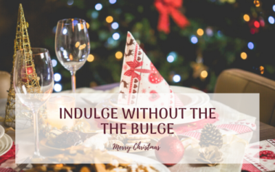 Indulge without the Bulge